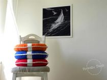 Lifebuoy Pillow Design 2014